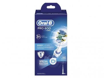 ORAL-B PRO600 DEEP CLEAN BRAUN