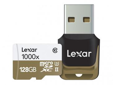 MICRO SDXC 128GB CLASE 10 LSDMI128CBEU1000R LEXAR