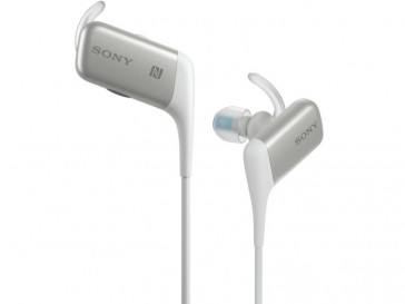 AURICULARES MDR-AS600BT BLANCO SONY