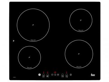 PLACA DE INDUCCION TEKA IB-6140 10210133 60CM 4 ZONAS DE COCCION CRISTAL SIN MARCO