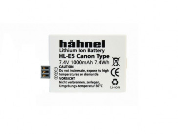 HL-E5 (LP-E5 CANON) HAHNEL