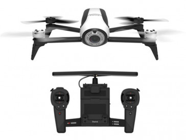 BEBOP DRONE 2 BLANCO + SKYCONTROLLER NEGRO (PF726103AA) PARROT