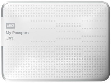 MY PASSPORT ULTRA 1TB WDBZFP0010BWT WESTERN DIGITAL