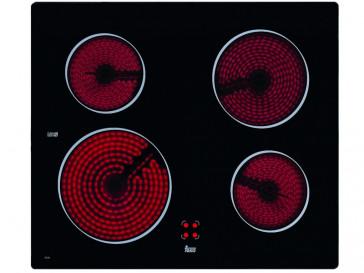 PLACA VITROCERAMICA TEKA VTC-B ES 60CM 4 ZONAS DE COCCION
