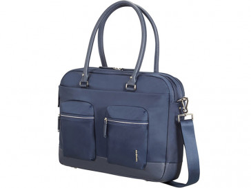 "BOLSA PORTATIL MOVE PRO BAILHANDLE 15.6"" AZUL OSCURO SAMSONITE"