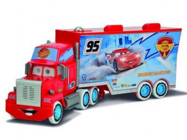 RC ICE RACING TURBO MACK TRUCK 1:24 DICKIE