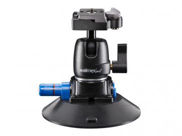 PRO SUCTION CUP POD INCL. BALL HEAD WALIMEX