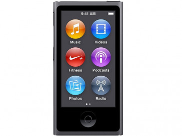 IPOD NANO 16GB 8 GEN GRIS MKN52QG/A APPLE