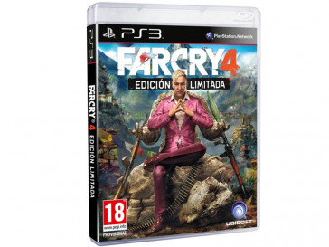 JUEGO PS3 FAR CRY 4 EDICION LIMITADA UBISOFT