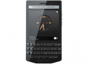 P9983 PORSCHE DESIGN 64GB NEGRO PLATA DE BLACKBERRY
