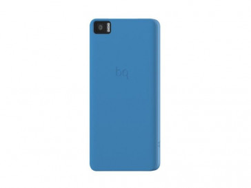 FUNDA CANDY AQUARIS M4.5 AZUL BQ