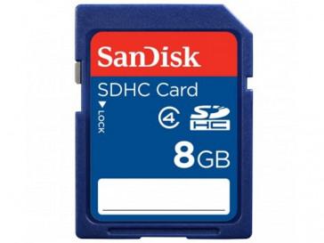PACK 2 UND SDHC 8GB (SDSDB2-008G-B35) SANDISK
