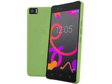 FUNDA CANDY AQUARIS M5 VERDE BQ
