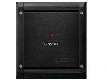 AMPLIFICADOR COCHE X301-4 KENWOOD