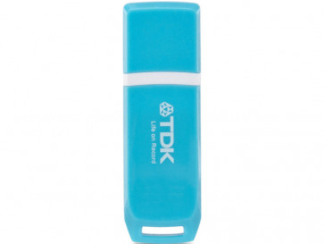 PEN DRIVE 8GB TF10 AZUL TDK