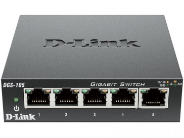 SWITCH DGS-105 D-LINK