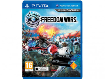 JUEGO PS VITA FREEDOM WARS SONY