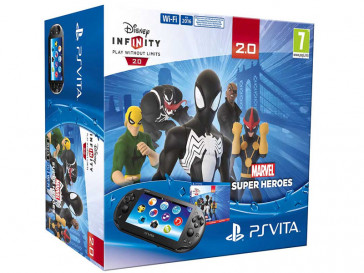 JUEGO PS VITA DISNEY INFINITY 2: TRAVEL SONY