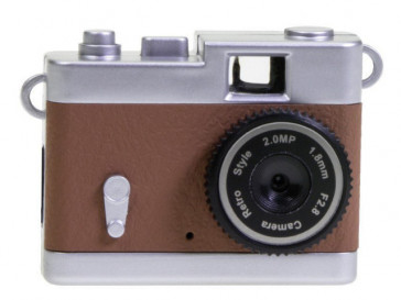 CAMARA DIGITAL DORR MINI RETRO 204315 (BR)