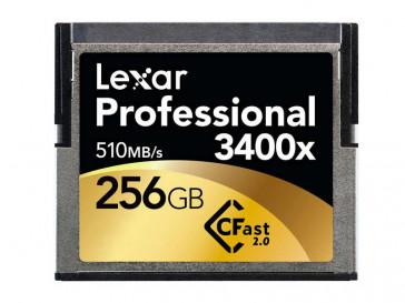 CF 256GB 3400X LC256CRBEU3400 LEXAR