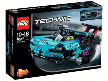 TECHNIC DEPORTIVO DE MAXIMA POTENCIA 42050 LEGO