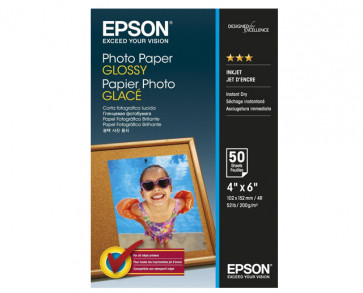 PAPEL PHOTO GLOSSY + ALBUM C13S042547 EPSON