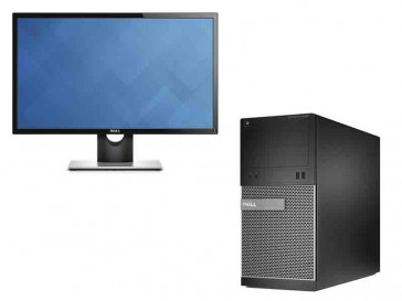 KIT OPTIPLEX 3020MT (3020-0239) + MONITOR E2216H (210-AFPP) DELL