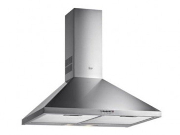 CAMPANA TEKA DECORATIVA PARED 60CM INOX INCANDESCENTE DBB-60 40460400