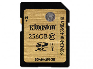 SDXC 256GB CLASE 10 SDA10/256GB KINGSTON