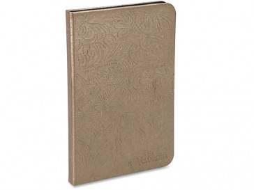 FUNDA FOLIO LED KINDLE BRONCE 98081 VERBATIM