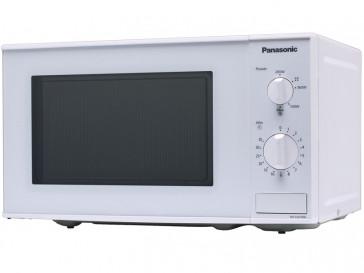 MICROONDAS LIBRE INSTALACION PANASONIC 20L 800W BLANCO NN-E201WMEPG