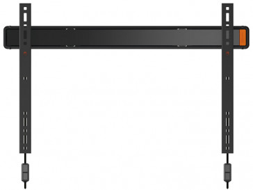 "SOPORTE PARED WALL 2305 FIJO 32-80"" NEGRO VOGELS"