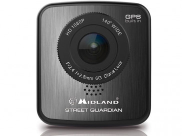"STREET GUARDIAN GPS 2"" FULL HD C1174 MIDLAND"