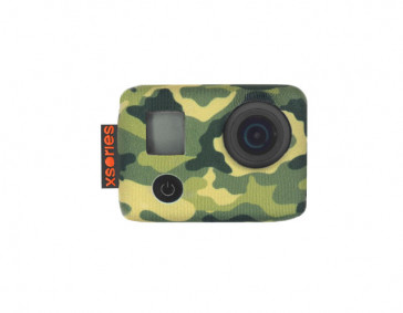 TUXSEDO LITE JUNGLE CAMO PARA GOPRO HERO XSORIES