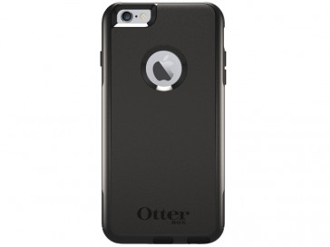 FUNDA COMMUTER IPHONE 6 PLUS NEGRA OTTERBOX