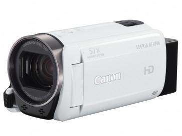 VIDEOCAMARA COMPACTA CANON FULL HD LEGRIA HF R706 BLANCA