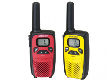 WALKIE TALKIE PMR 16 AUDIOLINE
