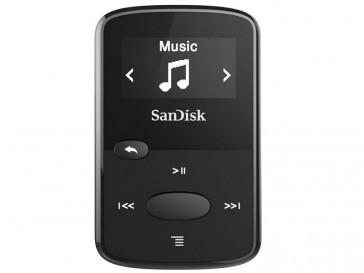 MP3 CLIP JAM 8GB NEGRO (SDMX26-008G-G46K) SANDISK