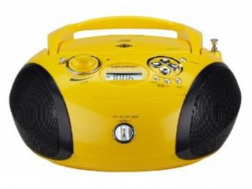 RADIO RCD1445 AMARILLO/NEGRO GRUNDIG