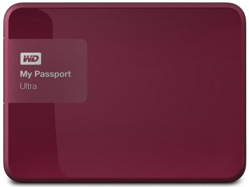 MY PASSPORT ULTRA 1TB WDBGPU0010BBY-EESN WESTERN DIGITAL