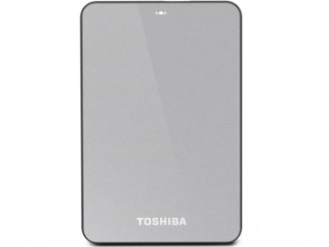 STOR.E SLIM 500GB SILVER HDTD205ES3DA TOSHIBA