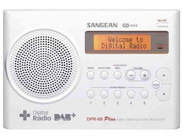 DPR-69 (W) SANGEAN