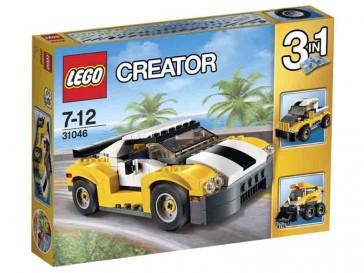 CREATOR DEPORTIVO AMARILLO 31046 LEGO