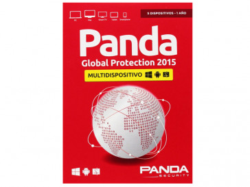 GLOBAL PROTECTION 2015 2 LICENCIAS PANDA