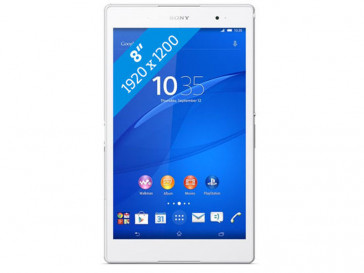 XPERIA Z3 TABLET COMPACT WIFI 16GB (W) SONY