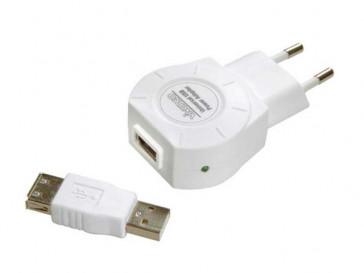 CARGADOR 220V MAX NL 701 USB (25343) VIVANCO