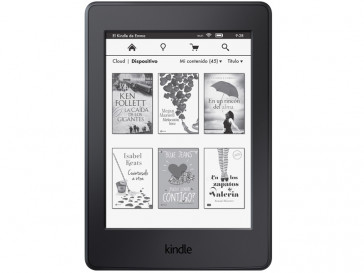 PAPERWHITE 2015 WIFI + 3G KINDLE