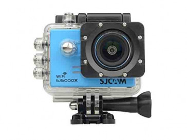 CAMARA VIDEO SJ5000X ELITE WIFI AZUL SJCAM