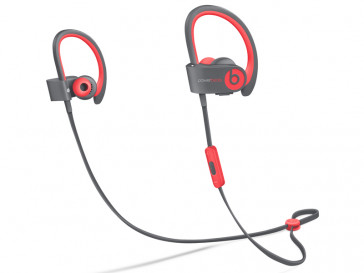 AURICULARES BY DR DRE POWERBEATS 2 WIRELESS (R/GY) BEATS