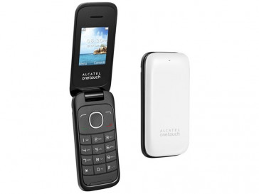 ONE TOUCH 1035D DUAL SIM (W) ALCATEL